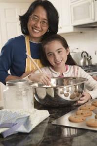 Домашние булочки