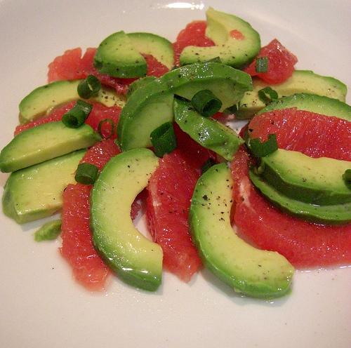 салаты с авокадо домашние рецепты