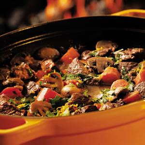 Провансальское тушеное мясо говядины