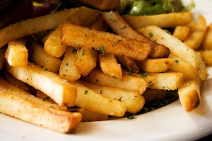 Классический жареный картофель