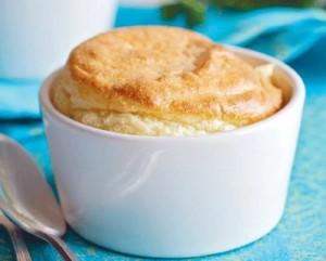 Суфле из картофеля с кукурузой