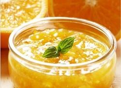 Кабачковое варенье с апельсинами