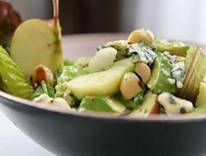 Яблочный салат