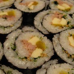 Корейские суши