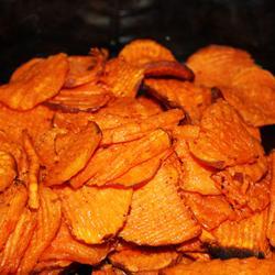 Пряные сладкие чипсы