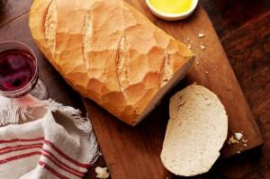 Хрустящий итальянский хлеб