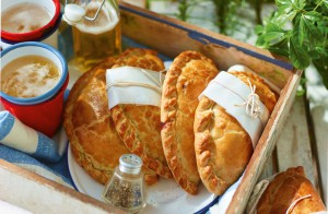 Пироги с говядиной и картофелем