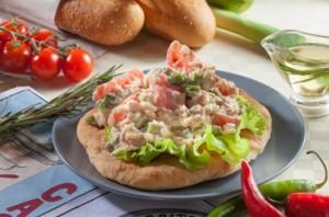 Французкий салат